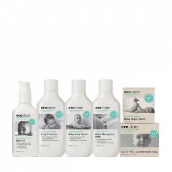 Complete ecostore Baby Pack