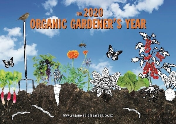 2020 Gardener's Calendar