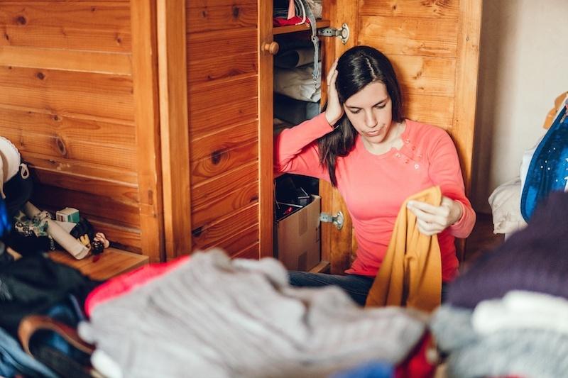 Goodbye buy buy - Responsible Decluttering Pt 1