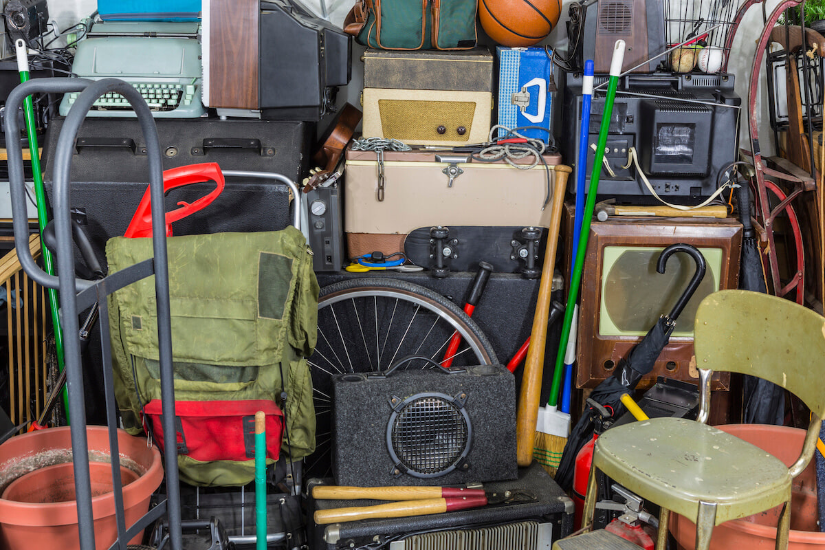 To Have and Re-home: Responsible Decluttering…