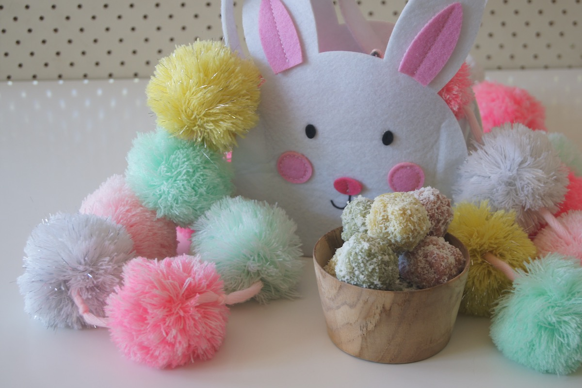 A healthier Easter treat for kids
