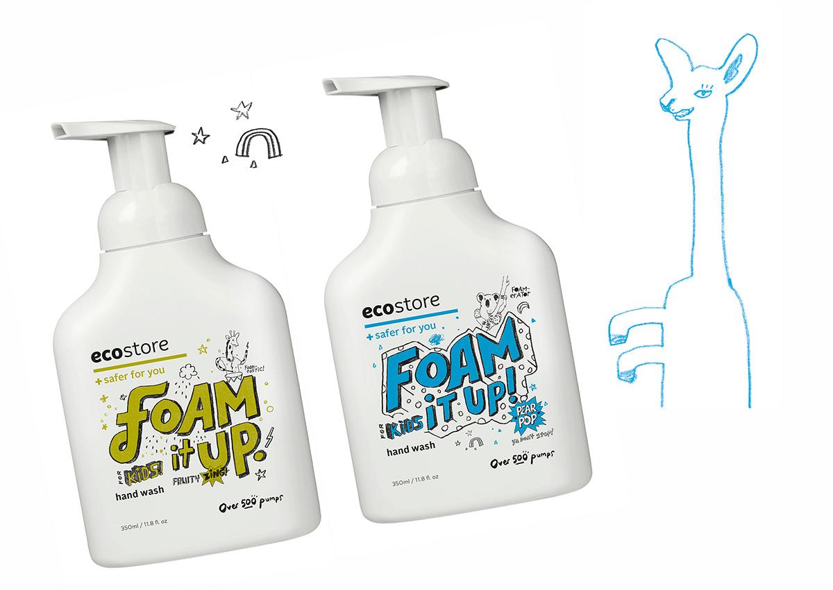 Product spotlight: foaming goodness
