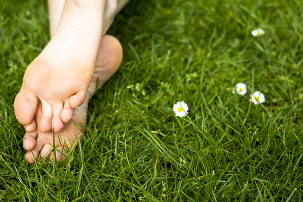 Home-made foot soaks work wonders for tired feet and stress levels