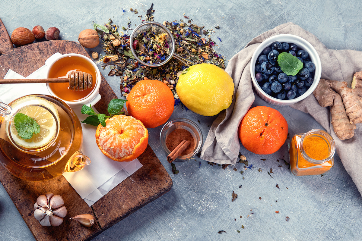 The importance of nutrition for immunity