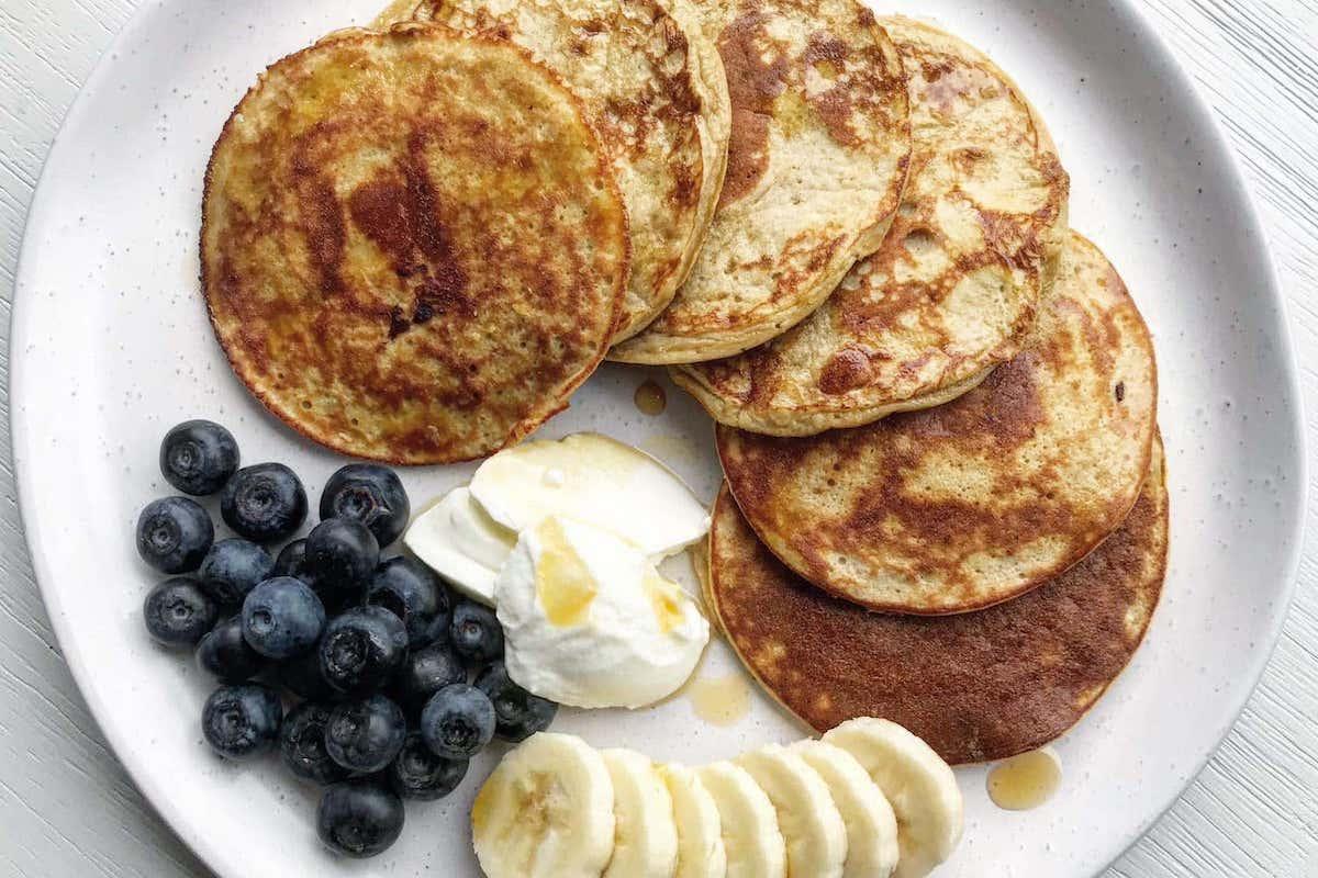 Flour-Free Protein Pancakes