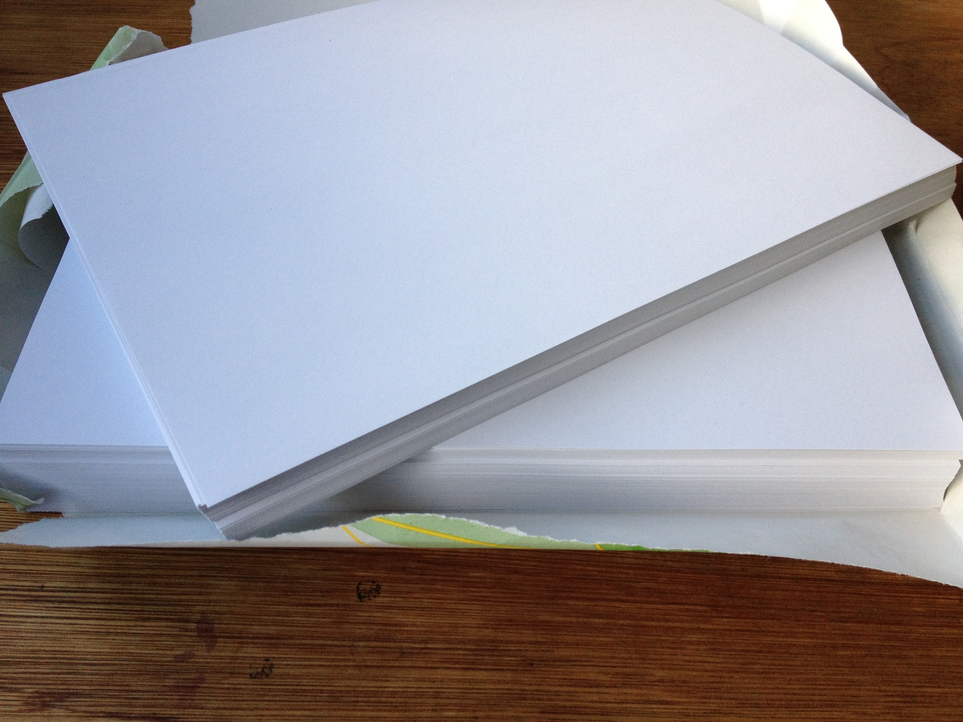 Quick tips for reducing waste: Choosing eco office paper