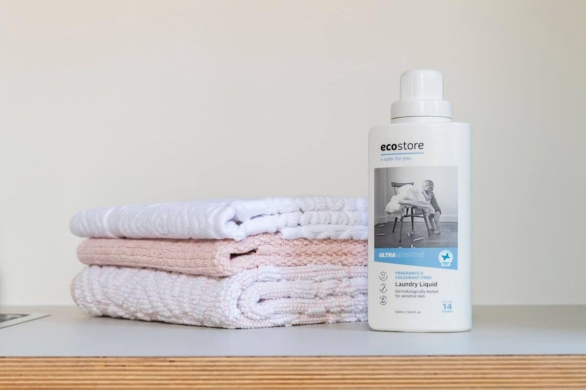 Finding the safest detergent for your baby's laundry