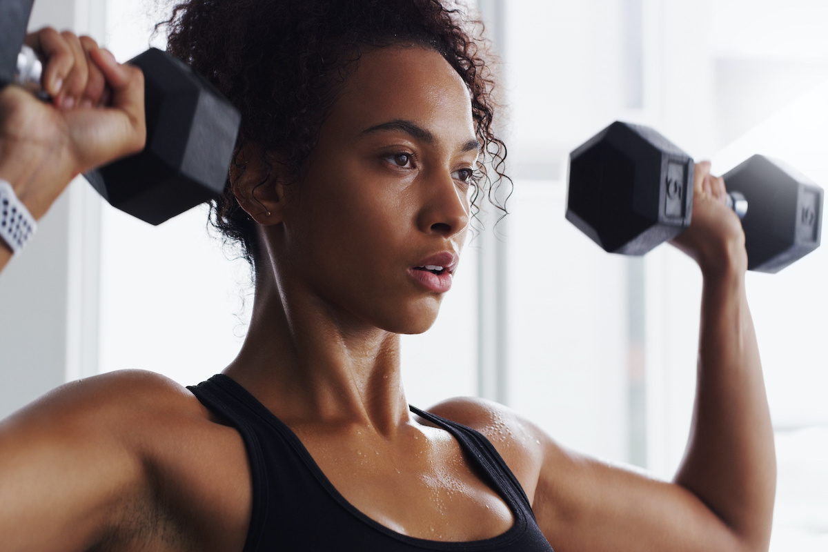 Strength and conditioning - the benefits of weight training