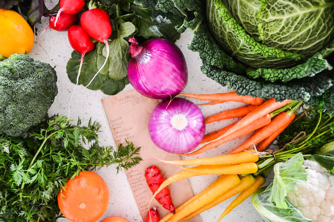 Eating healthier to save money and help the environment