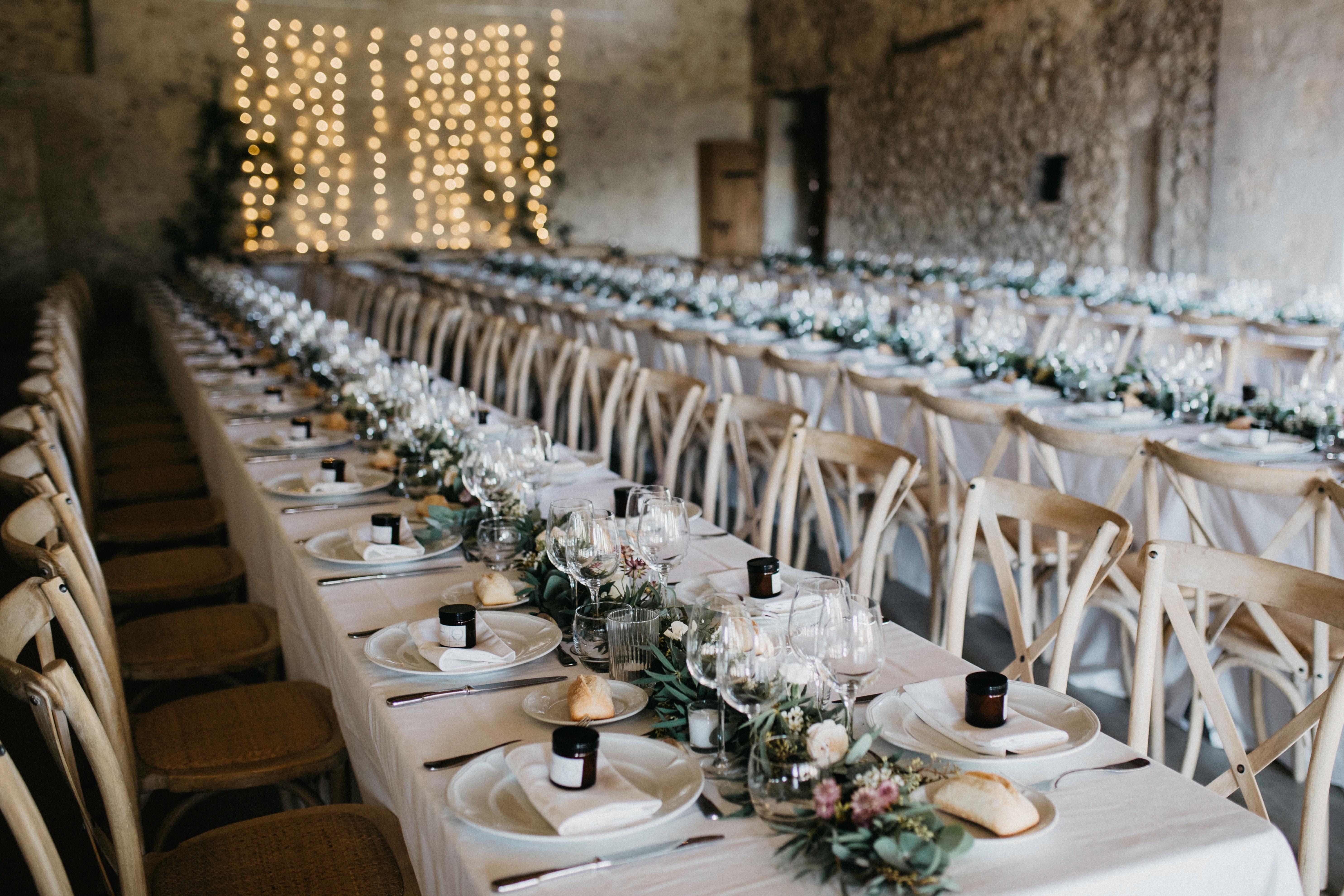 Eco-friendly wedding inspiration