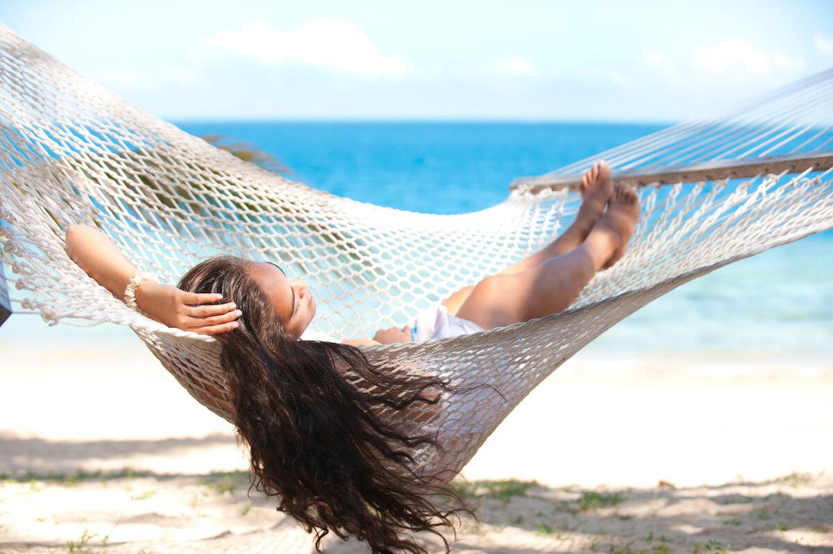 Summer hair hacks for stressed tresses