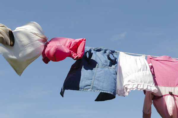 Five laundry tips for summer