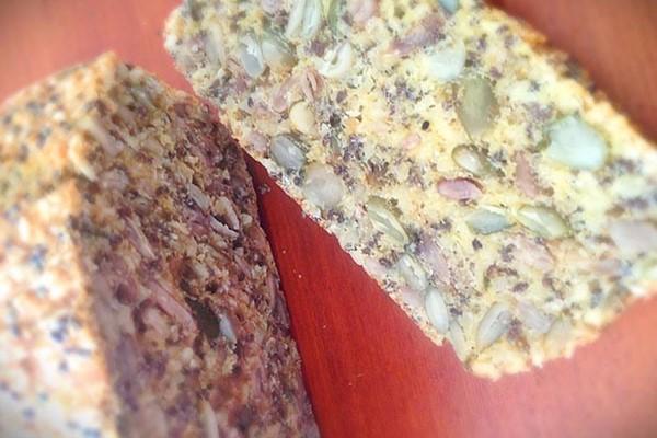 Michelle Yandle's grain free bread