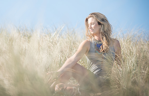 Reducing stress through breath and meditation