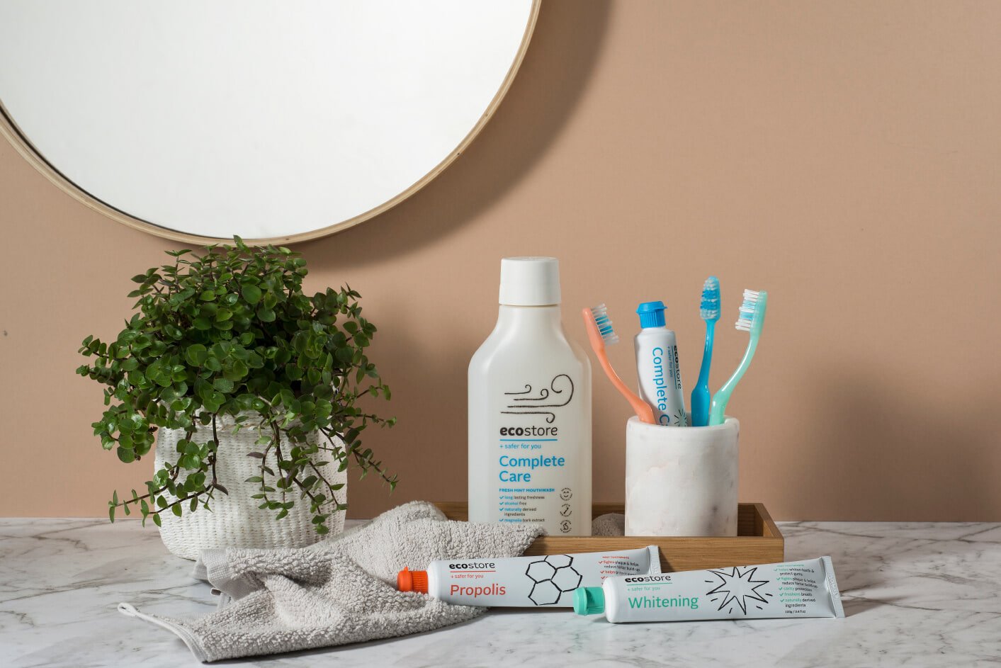 Announcing the launch of our new Oral Care range