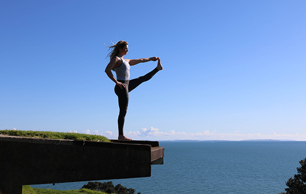 Yoga for building self esteem and confidence