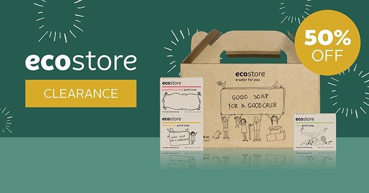 ecostore fundraising soaps