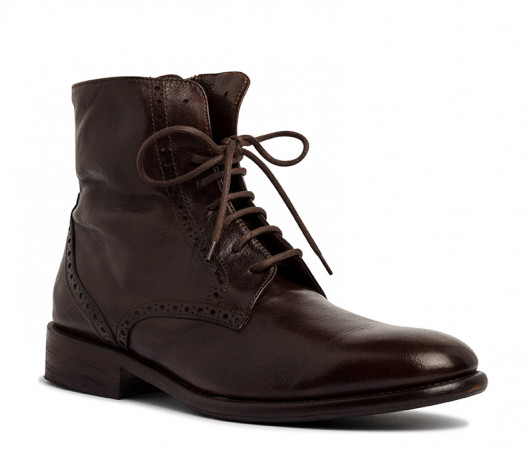 Franco lace up boot