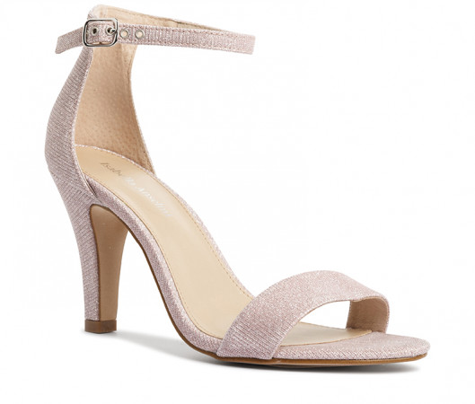 Fleet barely there sandal