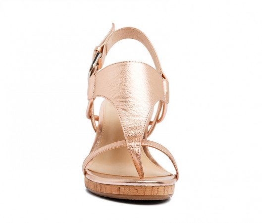 Quip wedge sandal