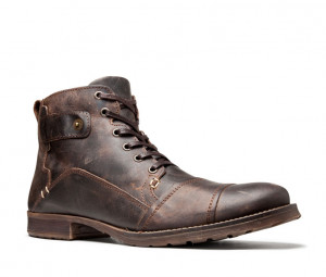 Rembrandt men's leather boot
