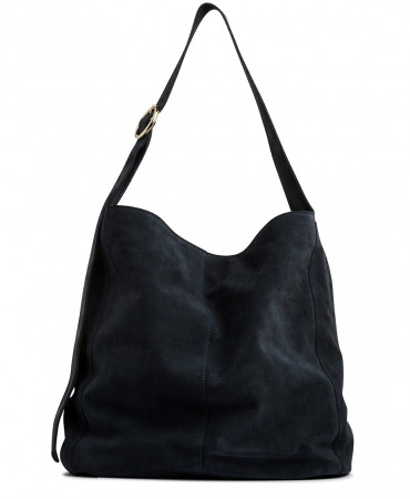 Arrow hobo bag