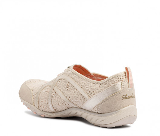 Breathe easy elegant glow sneaker