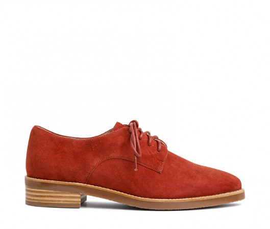 Denice lace up