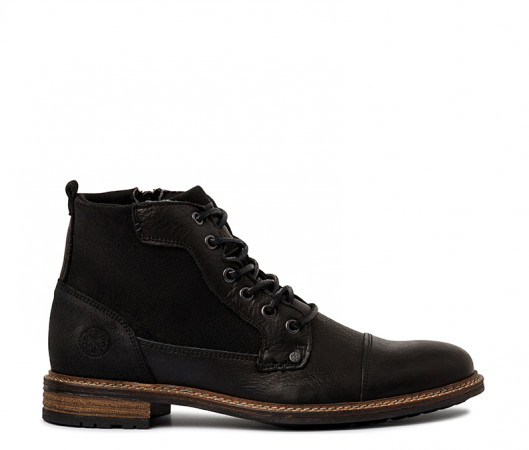Fabian lace up boot