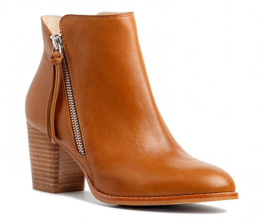 Federation ankle boot