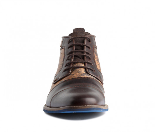Georges leather dress boot