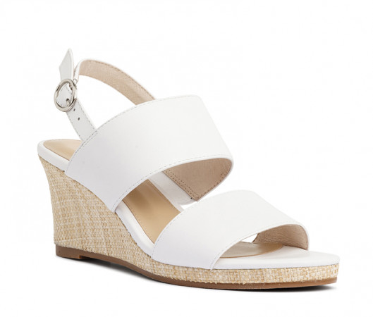 Quinoa covered sandal