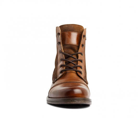 Steven lace up boot