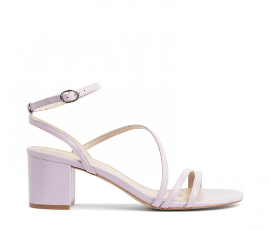 Suzi barely there sandal