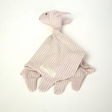 Organic Snuggle Toy -  Misty Rose