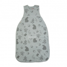 Go Go Bag - Standard - 'Foraging Friends' - Grey