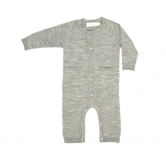 Merino All-in-one - Grey