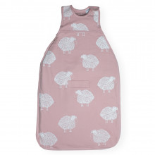 Go Go Bag - Standard - SHEEP Print - Dusky Pink