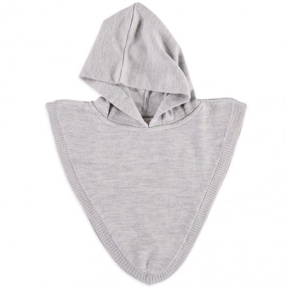 Merino Snood - Grey