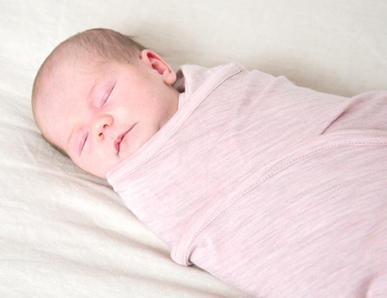 Merino Kids Babywrap / Swaddle