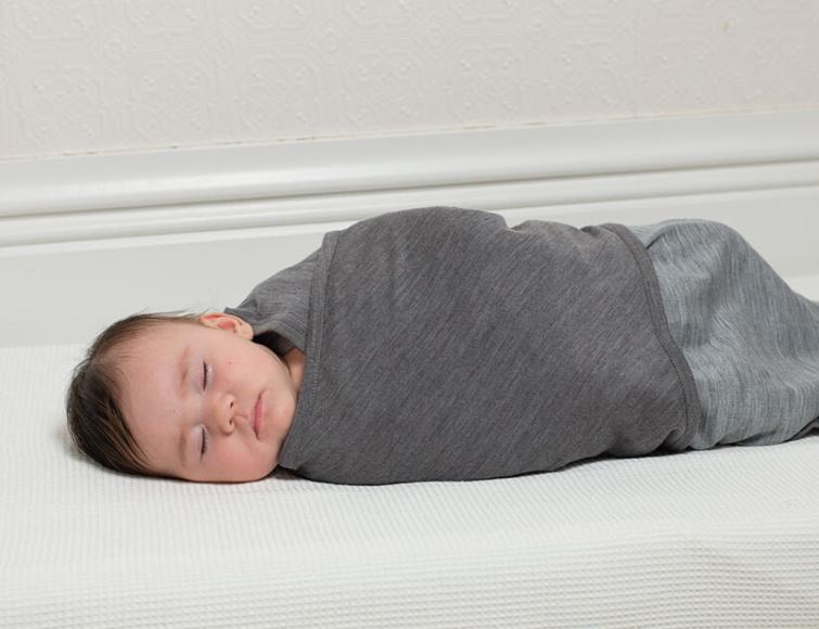 Merino Kids Cocooi Babywrap / Swaddle