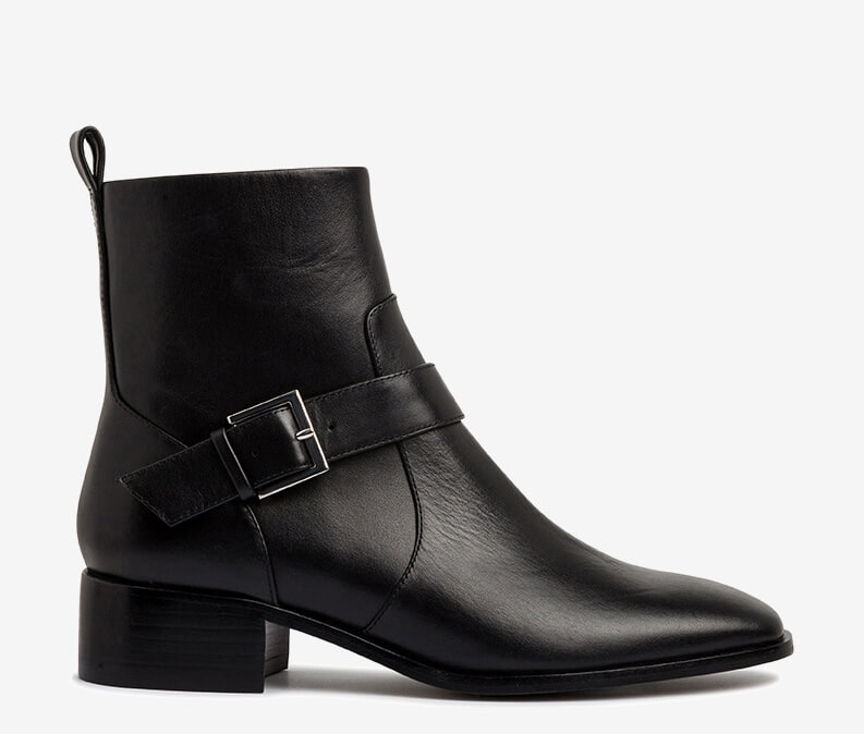 competitive price 31642 c86c8 Womens Ankle Boots | Leather Flats, Heels & More | Mi Piaci NZ