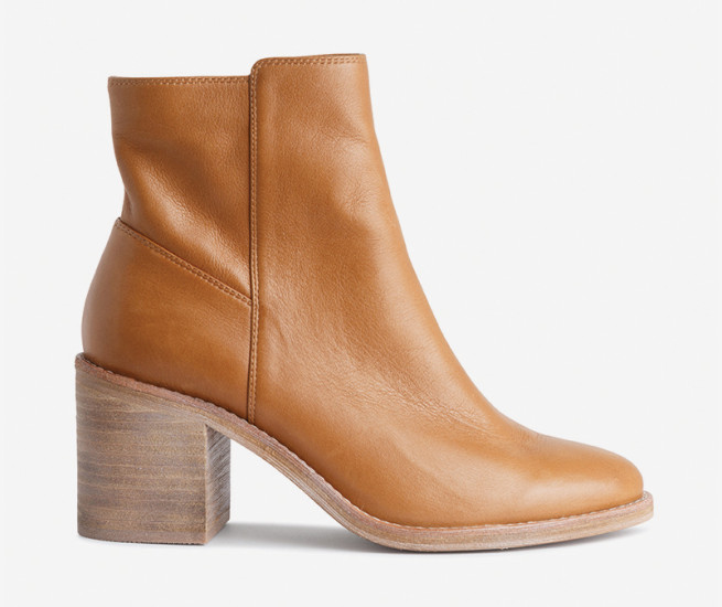 Fitz ankle boot