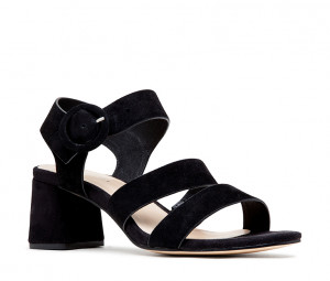 Spike strappy sandal
