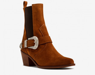 Garland ankle boot