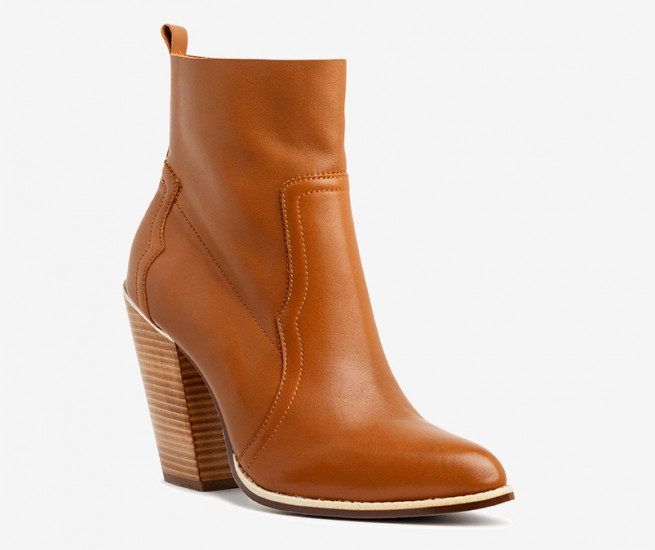 Bundy ankle boot