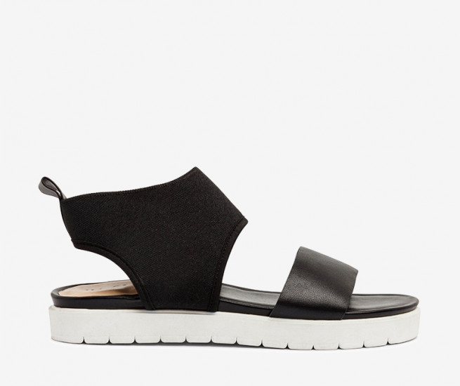 Hardy covered sandal
