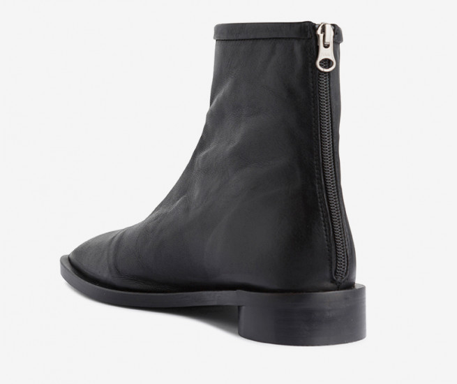 Snow ankle boot