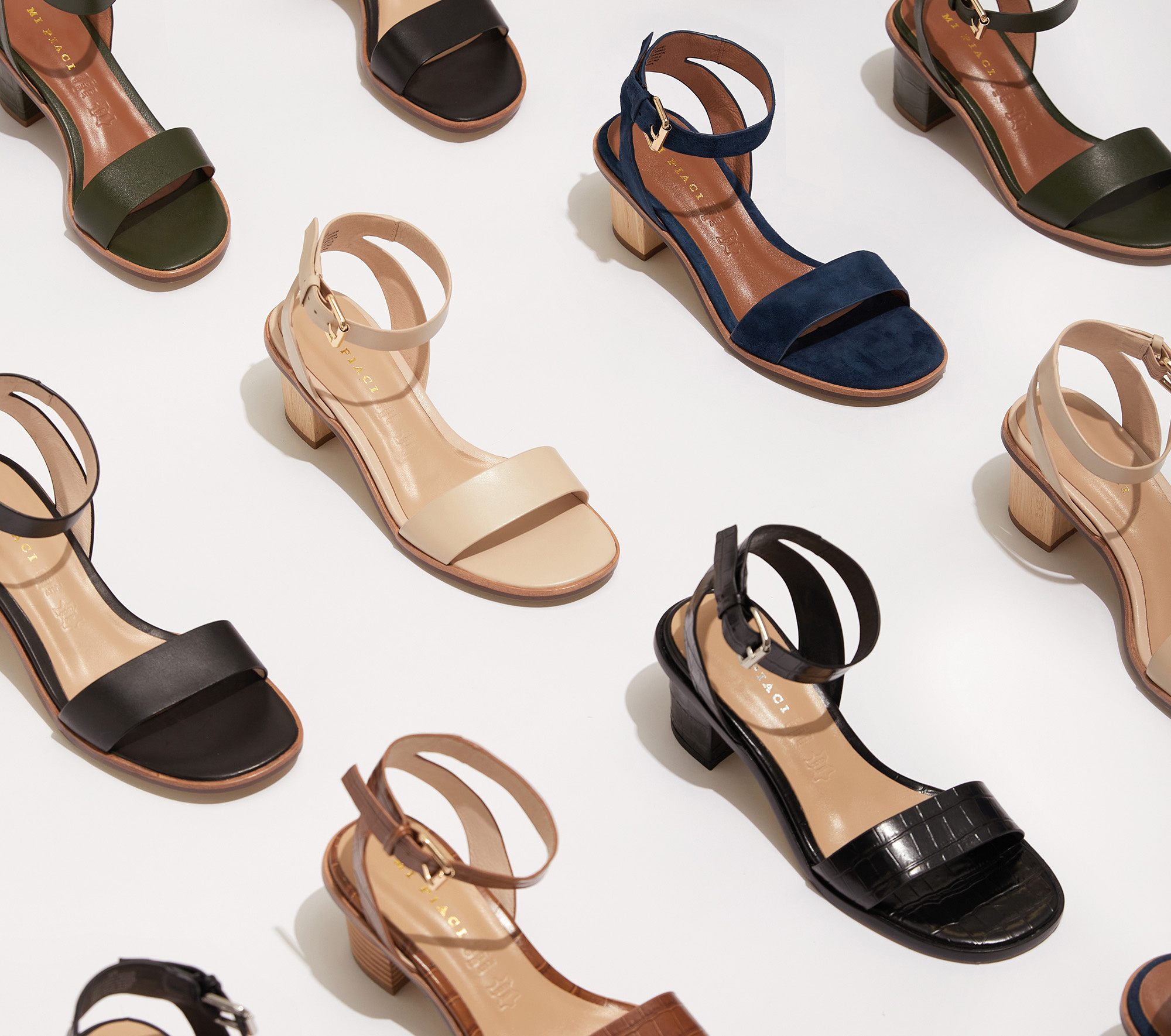 Seattle Sandal - The Icons Collection