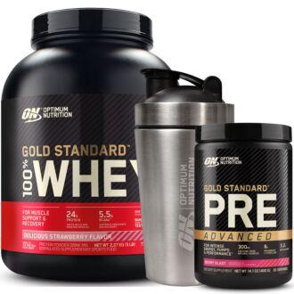 Optimum Nutrition GSW 5Lb + Pre Advanced